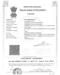 Concession agreement